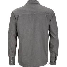 Marmot Windshear - T-shirt manches longues Homme - gris
